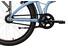 """tern Node D7i Rower składany  24"""" niebieski"""